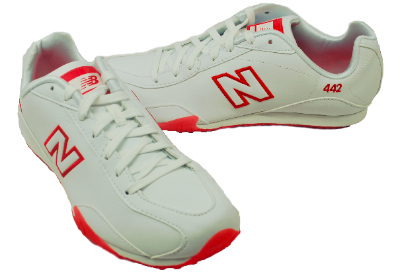 Womens Shoes on New Balance White 442 Sneakers Womens Shoes Size 9
