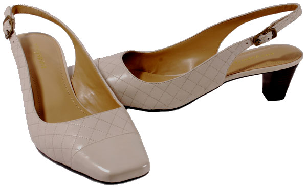 easy-spirit-Womens-Shoes-Quints-Beige-Soft-leather-Slingback-Low-Heel