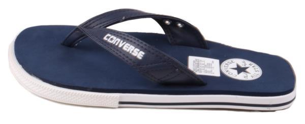 Converse Chuck Taylor Unisex Navy Flip Flop Sandals Size