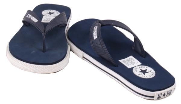 Converse Chuck Taylor Unisex Navy Flip Flop Sandals Size Mens 3 Womens 4 5 Ebay