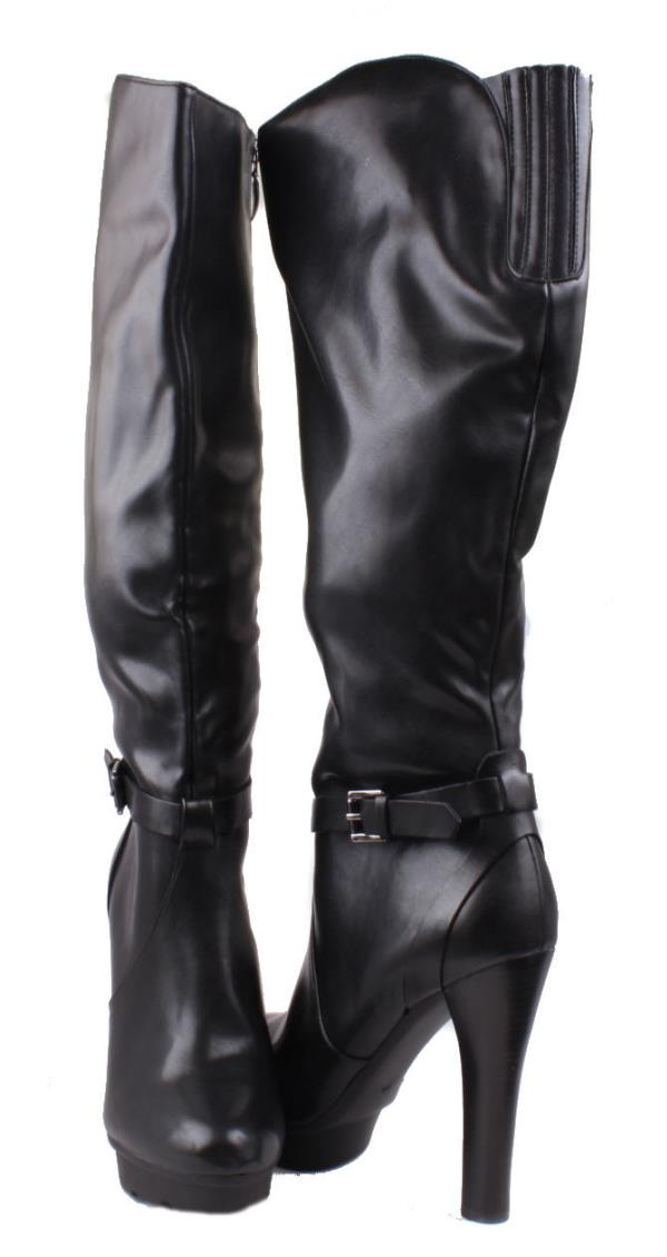 Fashion Boots Women's Boots Sexy Boots Black Brown White Boots