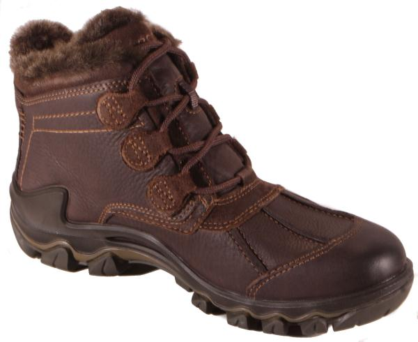 ecco terra vg coffee hiking boots shoes womens shoes size