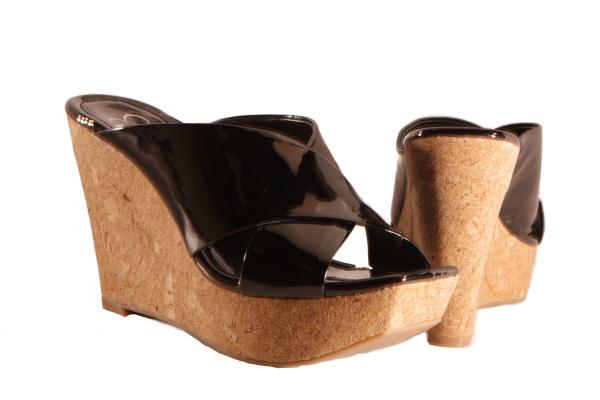 Jessica-Simpson-Black-VFUMM-2-Open-Toe-Wedge-Sandals-Womens-Shoes-NEW