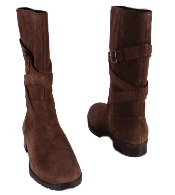 by ralph womens shelby brown