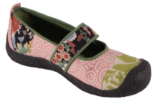 Keen Harvest Ii Swirl Mary Jane Shoes Womens Size Medium