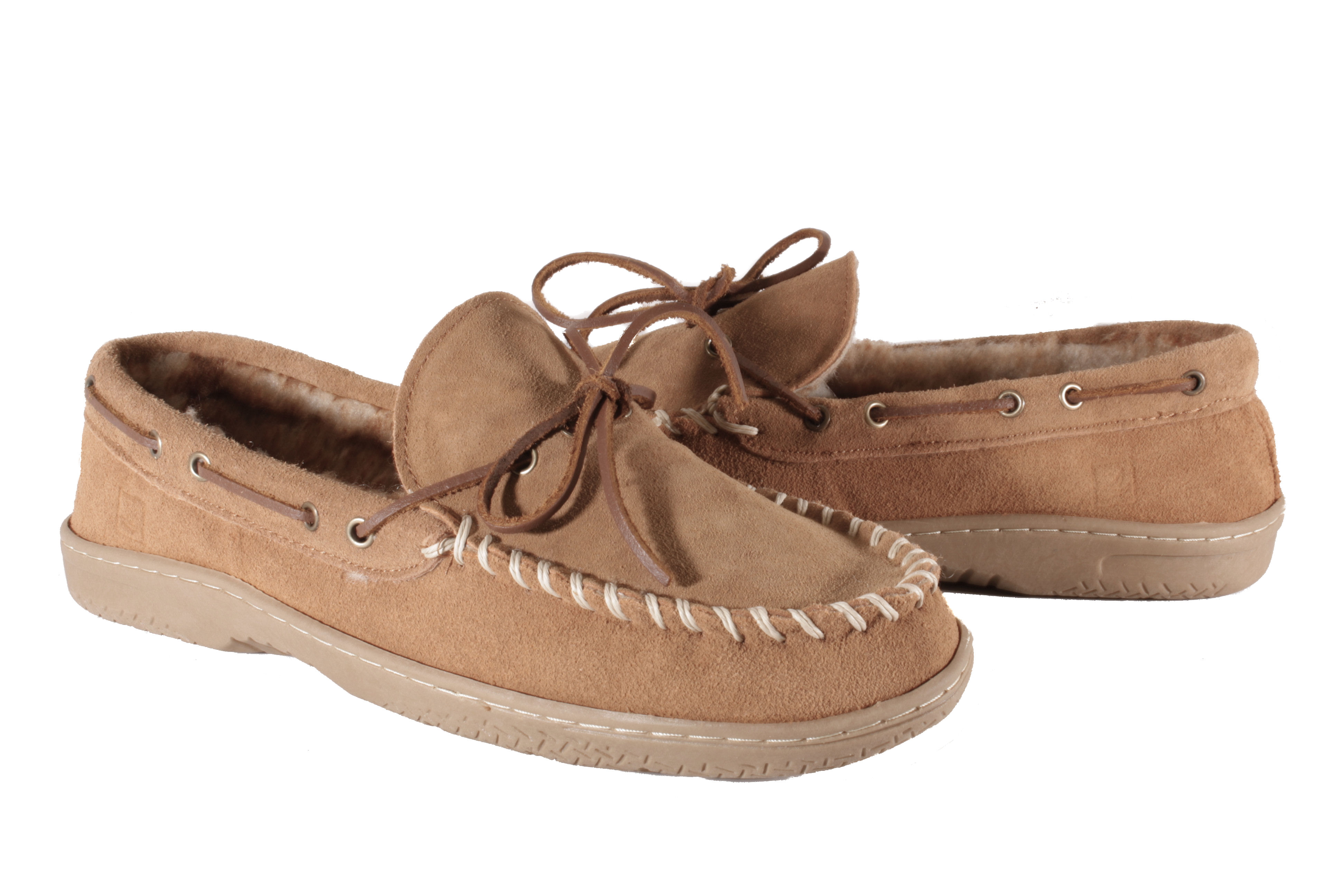 Sperry Top Sider Moccasin Suede Casual Slippers House