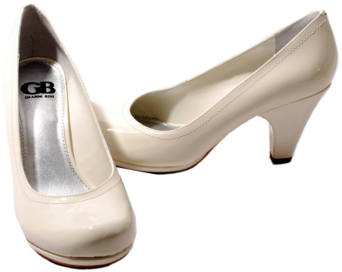 Gianni-Bini-Womens-Shoes-Cloud-White-Patent-Leather-Nite-Out-Classic-Pump